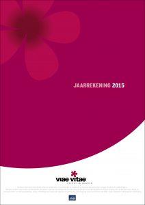 Stichting Viae Vitae Jaarrekening 2015